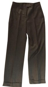 Brooks Brothers Flare Pants brown / capuccino