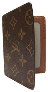 Louis Vuitton Monogramed ID card case/ holder