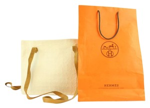 Hermès Messenger Reporter Tote Satchel Shoulder Bag
