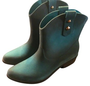 Melissa Teal Boots