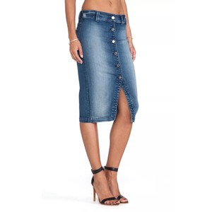 7 For All Mankind Skirt absolute heritage