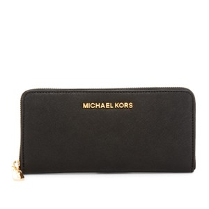 Michael Kors Zip Around Continental Wallet
