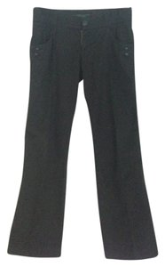 Cartonnier Petite Piping Trouser Pants Black