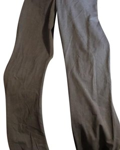 Bergdorf Goodman Straight Pants grey