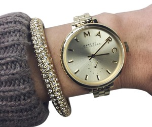 Marc by Marc Jacobs Marc by Marc Jacobs sally gold link Watch