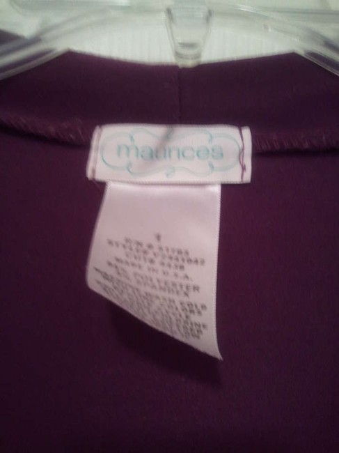 Maurices Top Purple