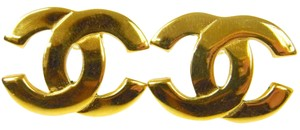 Chanel CC logo chanel earring