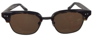 Dita Eyewear New DITA Statesman Two DRX-2051-E-T-TRT-GUN-50 Brown Plastic Style Sunglasses 147mm