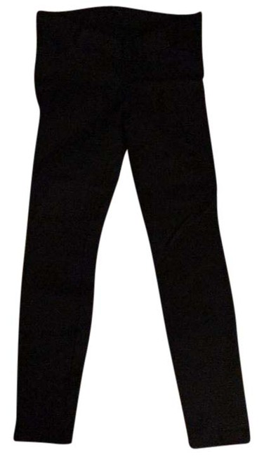 Item - Charcoal Elastic Waistband Stretch Pant Maternity Bottoms Size 2 (XS)