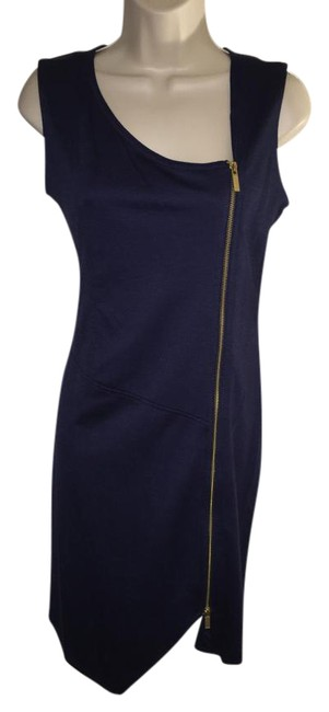 Preload https://img-static.tradesy.com/item/20617230/nina-leonard-navy-blue-mid-length-workoffice-dress-size-4-s-0-1-650-650.jpg