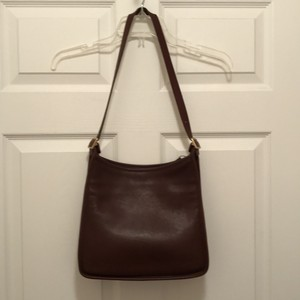 Coach Vintage Leather Hobo Vintage Shoulder Bag