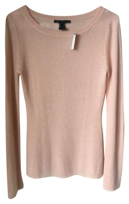 Preload https://img-static.tradesy.com/item/20617383/scoop-nyc-light-pink-with-tags-cardigan-size-10-m-0-1-650-650.jpg
