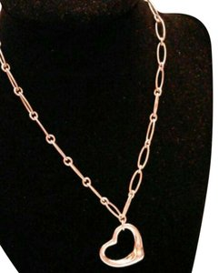 Tiffany & Co. Tiffany & Co. Open Heart Link Necklace