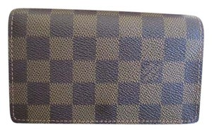 Louis Vuitton Louis Vuitton Wallet Damier Ebene