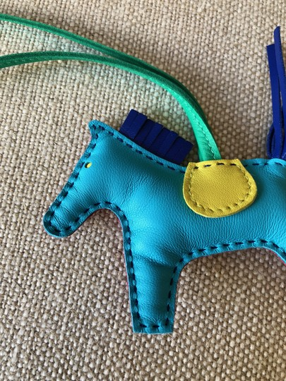 Hermès Rare! Rodeo Horse PM Leather Bag Charm Limited Edition