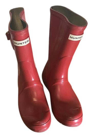 Preload https://img-static.tradesy.com/item/20617824/hunter-coral-women-s-tall-rainboot-bootsbooties-size-us-6-regular-m-b-0-1-540-540.jpg