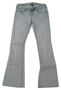 Hollister Boot Cut Jeans-Light Wash