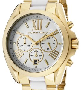 Michael Kors Two-Tone Bradshaw Chronograph