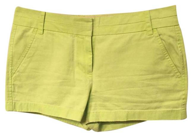 Preload https://img-static.tradesy.com/item/20617953/jcrew-lime-3-chino-board-shorts-size-4-s-27-0-1-650-650.jpg