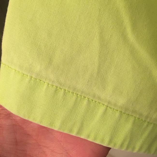 J.Crew Board Shorts Lime