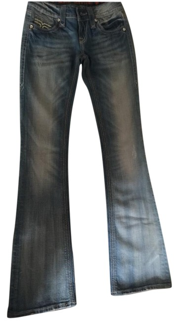 Preload https://img-static.tradesy.com/item/20618171/rock-revival-cameron-boot-cut-jeans-size-24-0-xs-0-1-650-650.jpg