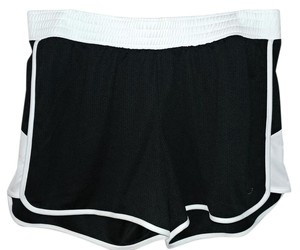 Champion Running Shorts - Black & White - Sz. XL