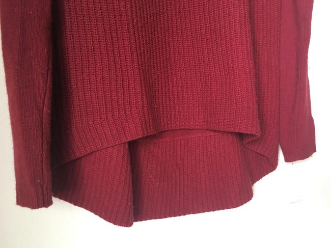 Theory Valentines Wool Longer Backside Sweater