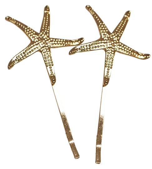 Preload https://item2.tradesy.com/images/gold-starfish-pins-hair-accessory-20618276-0-1.jpg?width=440&height=440
