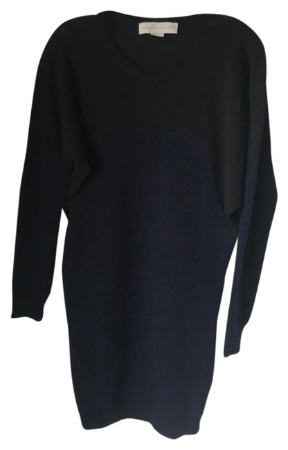 Preload https://item1.tradesy.com/images/stella-mccartney-navy-and-black-short-casual-dress-size-6-s-20618280-0-1.jpg?width=400&height=650