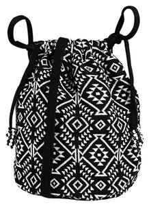 Isobel Drawstring Cross Body Bag