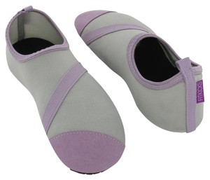 Fitkicks Gray/Purple Athletic