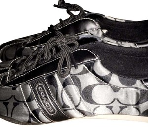 Coach Black/Grey Athletic