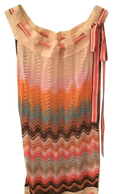 Preload https://item5.tradesy.com/images/missoni-sleeveless-sweaterpullover-size-0-xs-20618579-0-1.jpg?width=400&height=650