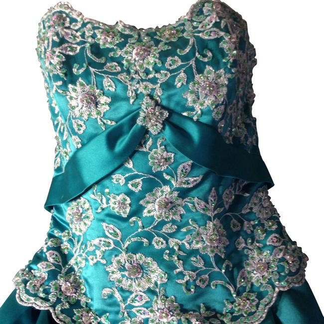Preload https://item5.tradesy.com/images/alfred-angelo-emerald-green-designer-satin-ball-gown-quinceanera-or-prom-long-formal-dress-size-10-m-20618684-0-7.jpg?width=400&height=650