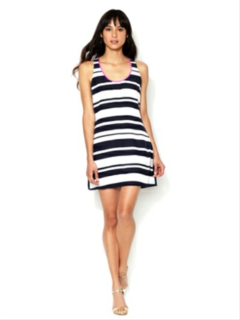 Preload https://item1.tradesy.com/images/the-letter-silk-striped-racer-back-short-casual-dress-size-12-l-20618685-0-0.jpg?width=400&height=650