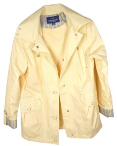 Other Trench Hooded England yellow Jacket