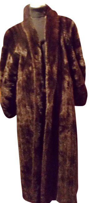 Guy Laroche Fur Coat