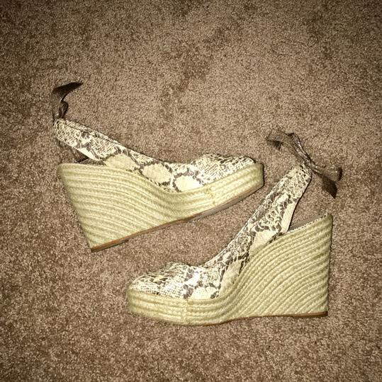 Coach MULTI COLOR Wedges