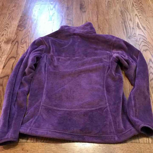 Mountain Hardwear Purple Jacket
