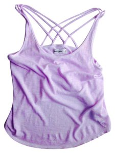 abercrombie kids Top Purple Pink