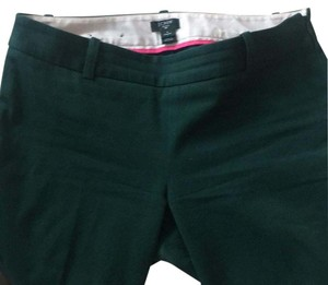 J.Crew Capri/Cropped Pants green