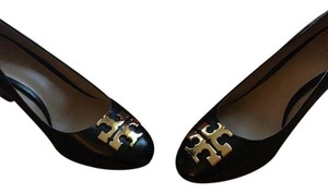 Tory Burch Brand New Black Wedges