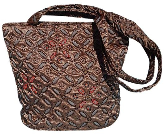 Preload https://item3.tradesy.com/images/unique-vintage-brown-man-made-cross-body-bag-20619397-0-1.jpg?width=440&height=440