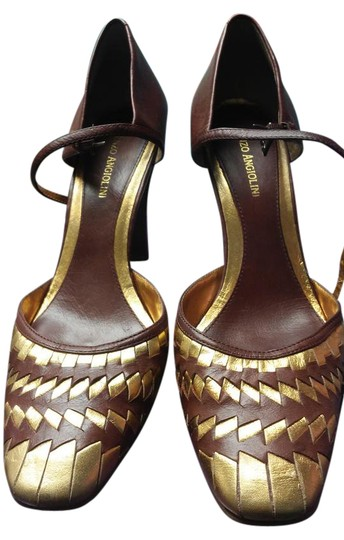 Preload https://item1.tradesy.com/images/enzo-angiolini-excellent-condition-like-new-formal-shoes-size-us-10-20619430-0-1.jpg?width=440&height=440