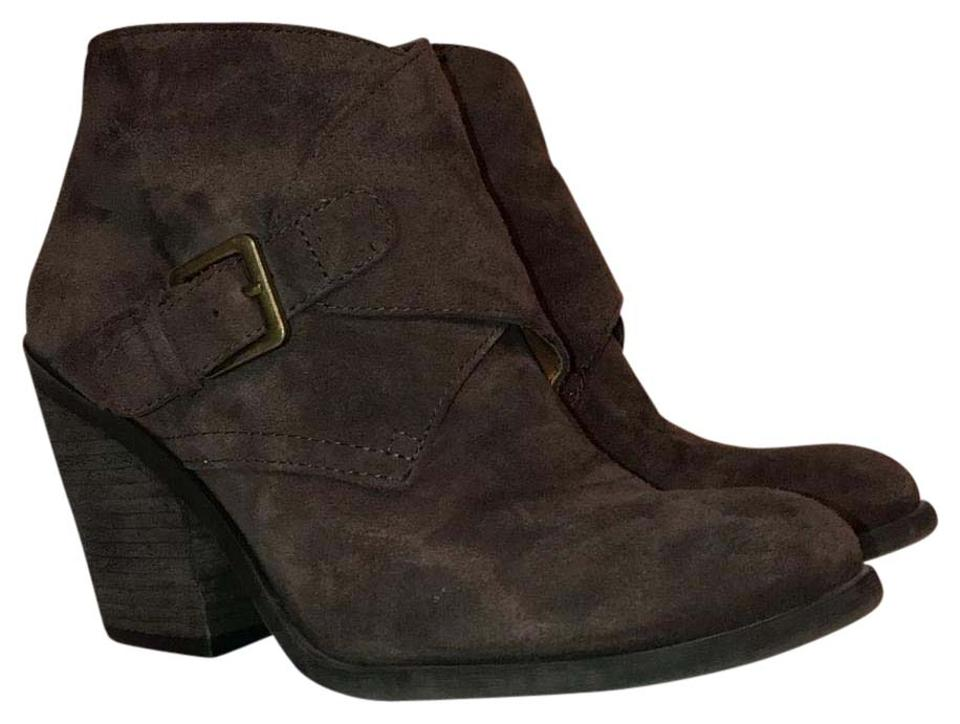 Lucky Brand Chocolate Brown Lpeastin Lpeastin Brown Boots/Booties c27b10