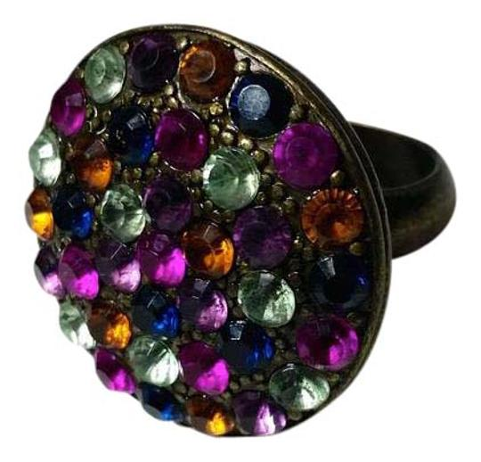 Preload https://item5.tradesy.com/images/brass-purple-blue-new-chgunky-statement-size-7-colorful-crystals-j3111-ring-20619614-0-1.jpg?width=440&height=440