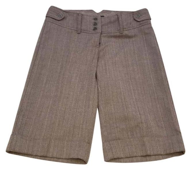 Preload https://item3.tradesy.com/images/brown-bermuda-shorts-size-4-s-27-20619672-0-1.jpg?width=400&height=650