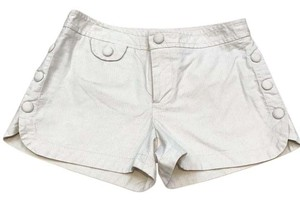 Marc by Marc Jacobs Mini/Short Shorts light khaki with pin stripe