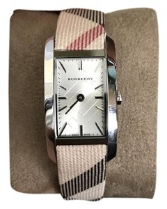 Burberry Heritage BU9503 Nova Check Leather Strap Womens Watch