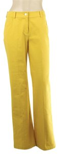 St. John Cotton Casual Pants Boot Cut Jeans-Light Wash